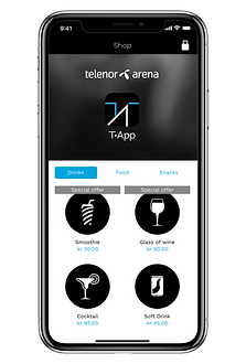 Telenor Arena App
