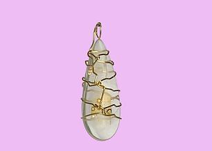 Golden Healer Gold Wrapped