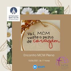 Encontro MCM Plena