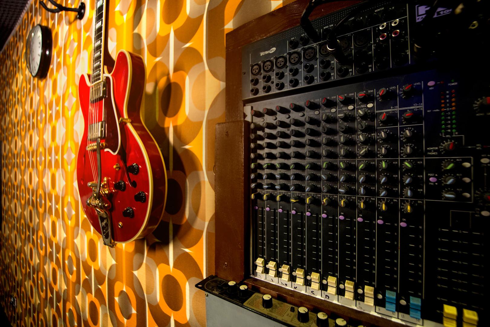 Creation Studios – Rehearsal Room