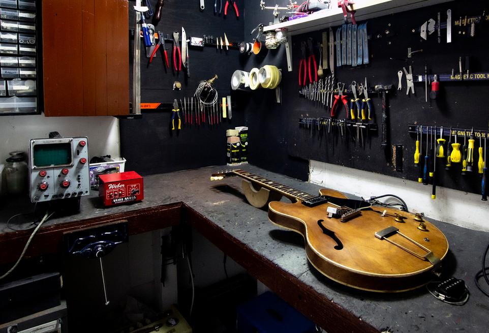 Creation Studios – Repair Shop