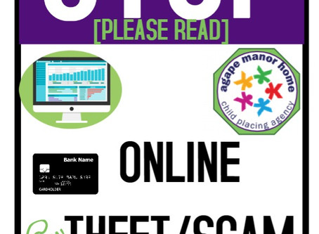 WAYS TO PREVENT ONLINE THEFT/SCAM - A MUST READ :)