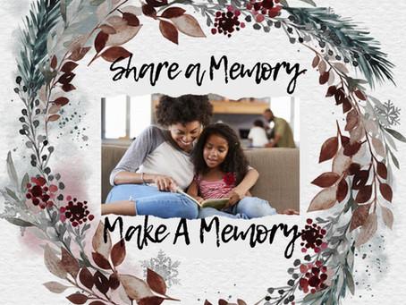 Make a Memory by Sharing A Memory!