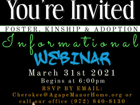 YOU'RE INVITED :)