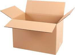 Caixas de papelão reforçadas