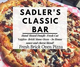 Sadler's Pizza
