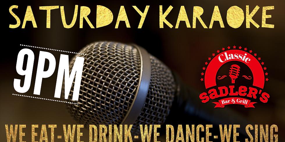 Karaoke Dancing and Food