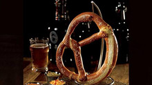 New Bavarian Pretzels
