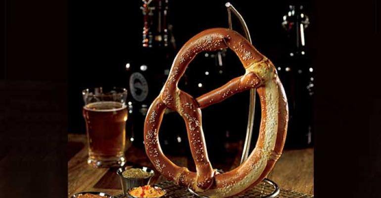 Sadler's Bavarian Pretzel