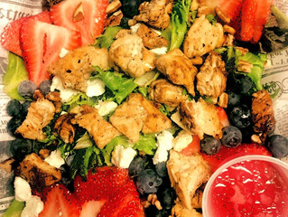Great Salads Lunch Special