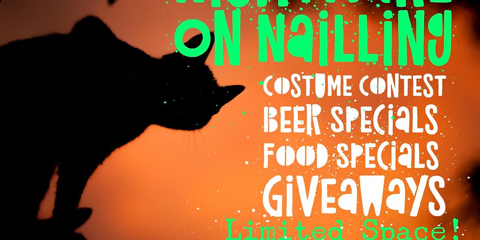Nightmare on Nailling Halloween