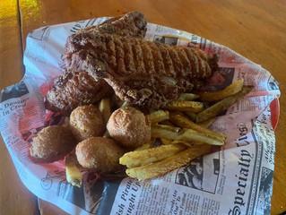Fried Catfish Plates Wednesday