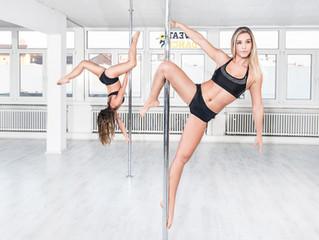 Herzlich Willkommen bei Pole & Aerial Fitness Köln!