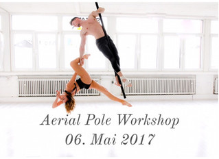 Aerial Pole Workshop mit Olga & Sergey am 06. Mai