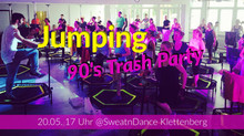 JUMPING 90´S TRASH PARTY