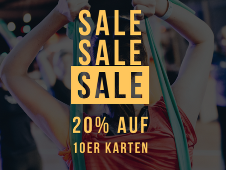 20% Sale vom 26.01. - 31.01.2020