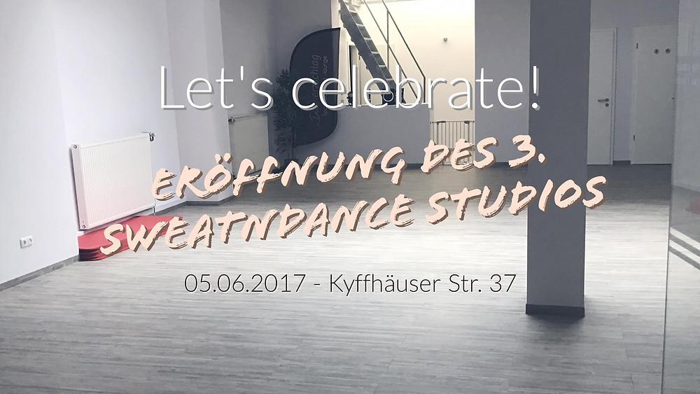 Eröffnung SweatnDance City 2 Pole Dance Köln