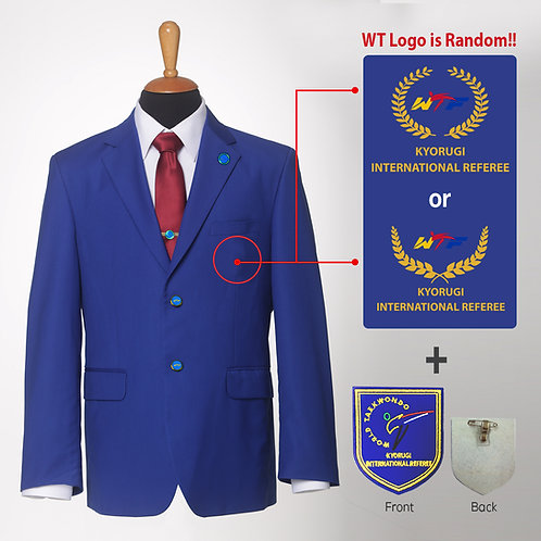 Old logo Male Jacket with patch (KYORUGI)