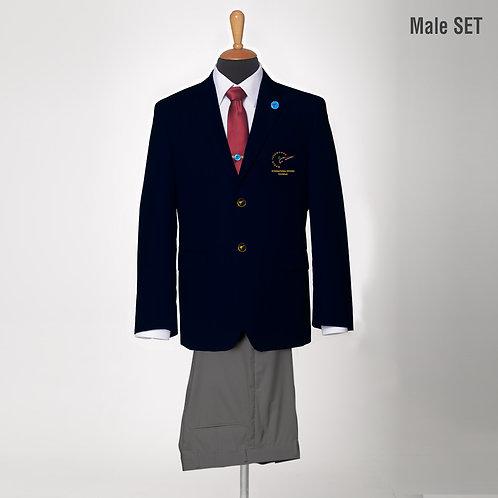 Male Referee uniform set (POOMSAE)