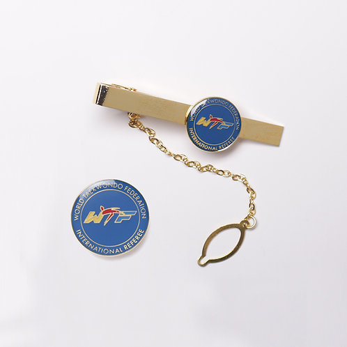 Old logo Badge & Tiepin