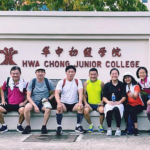 HCJC Alumni 45km Big Walk