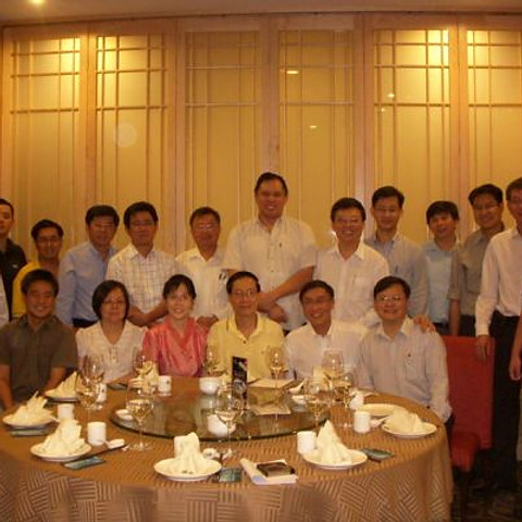 Farewell Dinner for Mr Ang Wee Hiong