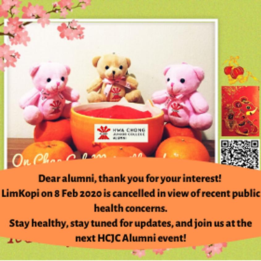 (Cancelled) HCJCA LimKopi 8 Feb 2020