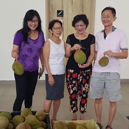 HCJCA Durianfest 2018