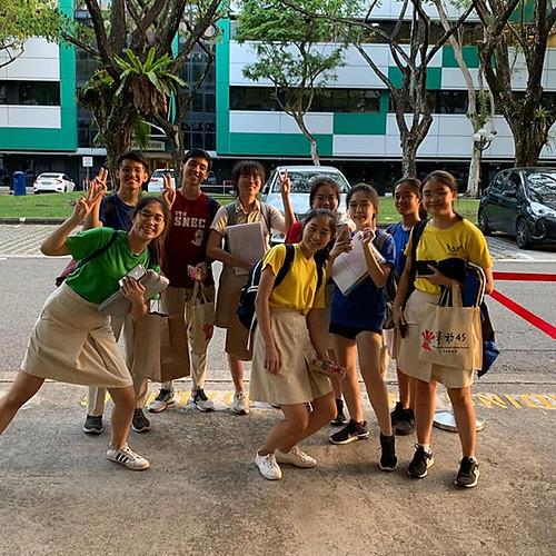 Cheering on Hospital staff