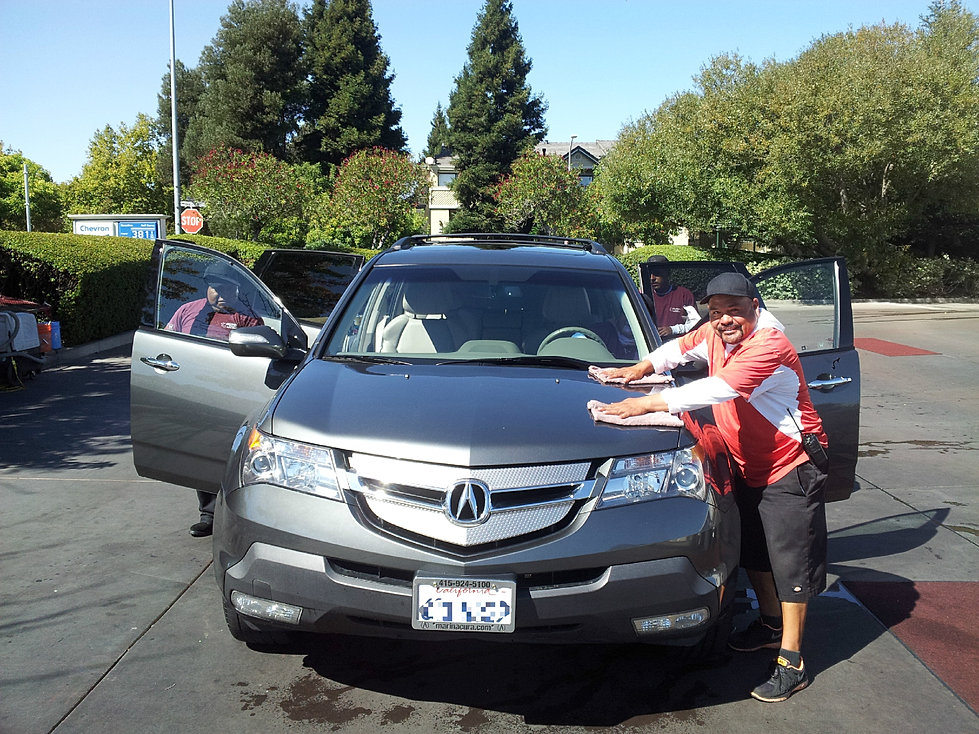 San Ramon Valley Car Wash