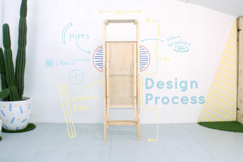 Design Process: Lotus Park Toy Library