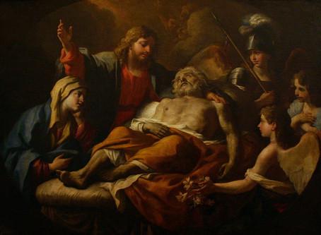 NOVENA TO ST. JOSEPH Day 9