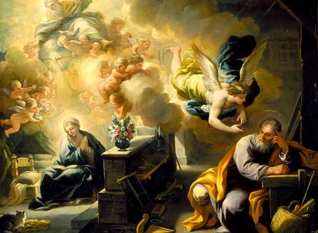 NOVENA TO ST. JOSEPH  Day 3
