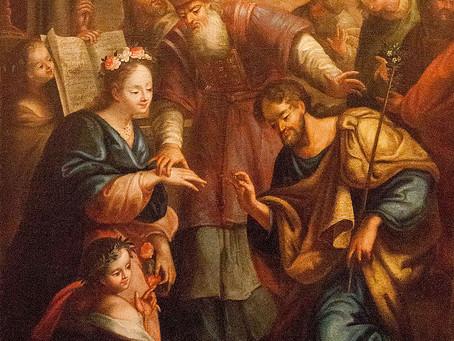 ST. JOSEPH NOVENA Day 2