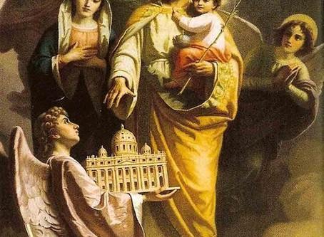 NOVENA TO ST. JOSEPH Day 5
