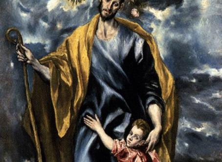 NOVENA TO ST. JOSEPH Day 8