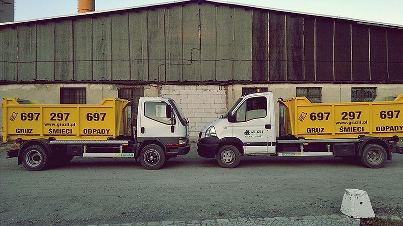 Kontener na odpady Legnica