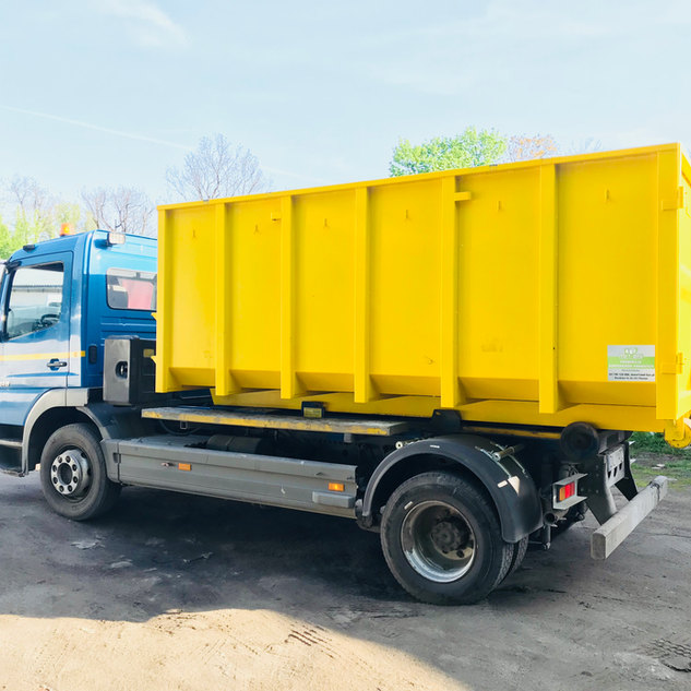 Kontener na śmieci Legnica