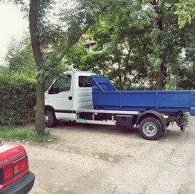 Pojemnik na odpady Legnica