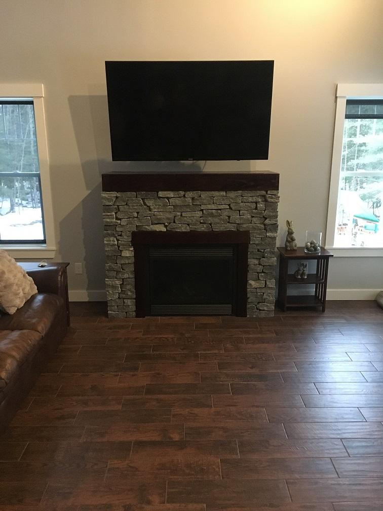 Trytek Fireplace