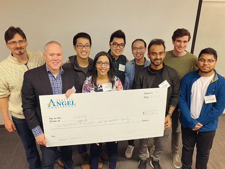 Xemelgo Wins Seattle Angel Startup Competition