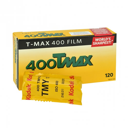 Kodak T-Max 400 120mm