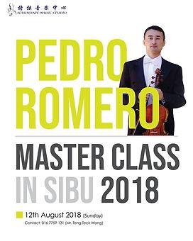 Cartel Master Class, Sibu, Malaysia 2018