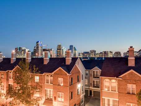 Rooftop Skyline Views
