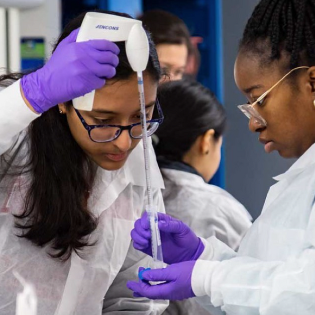 Where are the Young Women in STEM? Make Your Mark in High School >>