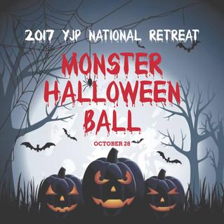 Monster Halloween Ball