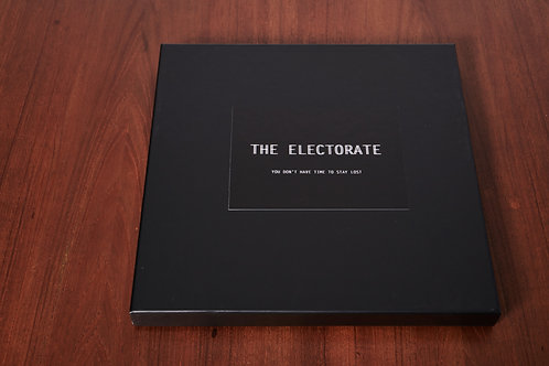 You Don't Have Time To Stay Lost - Pre-Order Deluxe Box Set