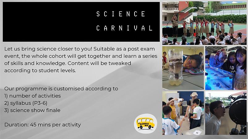 Science Carnival