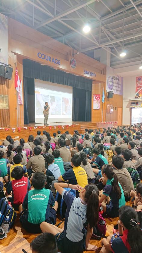 assembly talk