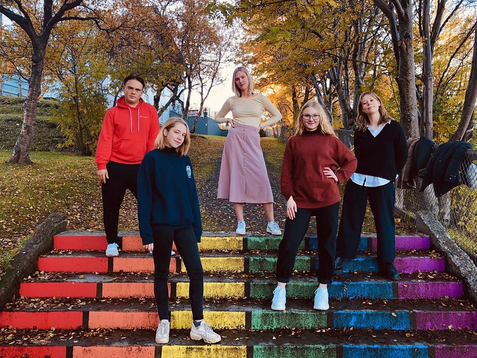 PrideMA - Hinseginfélag Menntaskólans á Akureyri